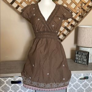 Aventura 100% Organic Cotton Dress Size 6